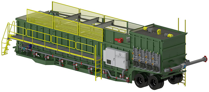 Frac Water Treatment Systems » Ecologix Systems